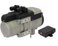 Предпусковой отопитель жидкостный 12 вольт BINAR-5S-COMFORT (БЕНЗИН) В КОМПЛЕКТЕ С МОДЕМОМ SIMCOM-2