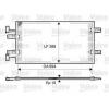 Радиатор кондиционера 2.5CDTi 06-