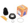 Подшипник подвесной + пыльник шруса (внутрений) VW T5 2.5TDI 03- (к-кт)