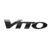 "Надпись ""Vito"" MB Vito (для задней двери) (хром)"
