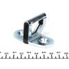 Скоба замка двери (боковой) Fiat Ducato Peugeot Boxer 06- (51864555 55702061)