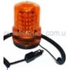 Проблесковый маячок, стробоскоп, мигалка 12V - 24 V (магнит) LED