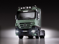 2009 Mercedes-Benz Actros Trust Edition 001